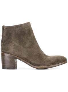 ботинки по щиколотку Tessa Alberto Fasciani