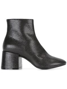 textured ankle boots  Mm6 Maison Margiela