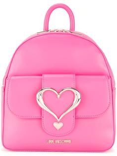 рюкзак с деталью в виде сердца Love Moschino