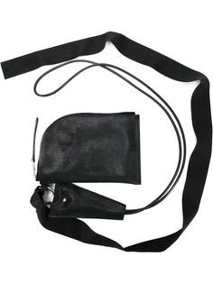 кошелек на шею  Rick Owens