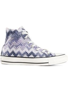 высокие кеды X Missoni Chuck Taylor All Star  Converse