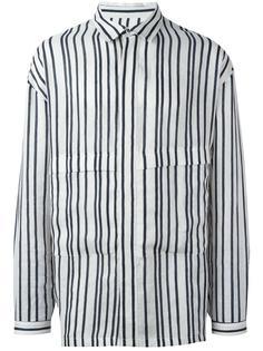 рубашка в полоску Parker E. Tautz