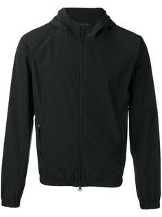 zipped hooded jacket Aspesi