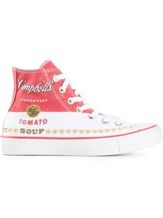 высокие кеды Andy Warhol Chuck Taylor All Star Converse