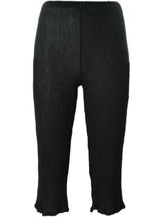 брюки с плиссировкой  Issey Miyake Cauliflower