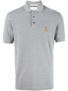 classic polo shirt Moschino Vintage