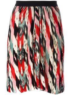 бархатная юбка Linore  Isabel Marant Étoile