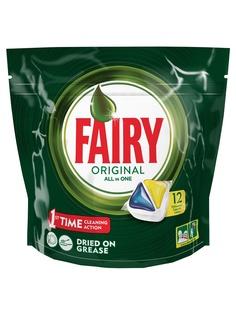 Средства для посудомоечных машин Fairy