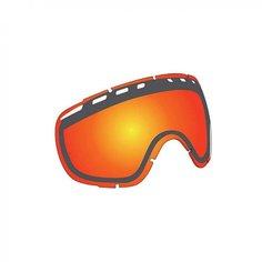 Линза для маски Dragon Dx2 Rpl Lens Red Ion