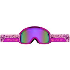 Маска для сноуборда Dragon Dx2 Stone Pink/Pink Ion Amber
