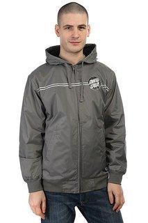 Куртка Santa Cruz Dot Windbreaker Charcoal
