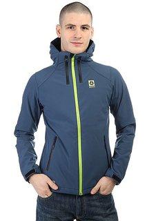 Куртка Mystic Global 3.0 Jacket Denim Lime