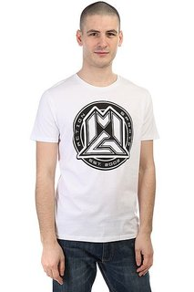 Футболка MGP Circle White/Black