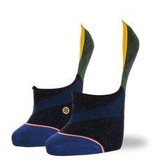 Носки низкие женские Stance Navy Stripe Black