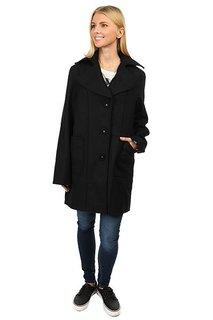 Пальто женское Insight Single Breasted Coat Black