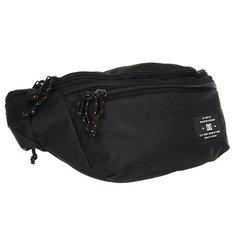Сумка поясная DC Shoes Waistpack Black