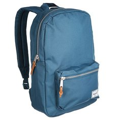 Рюкзак городской Herschel Settlement Mid-volume 17 L Indian Teal