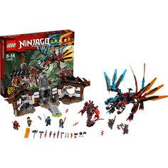 LEGO NINJAGO 70627: Кузница Дракона