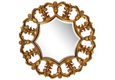 "Зеркало ""Florian Gold"" Art Zerkalo"