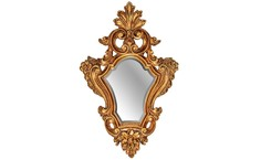 "Зеркало ""Viola Gold"" Art Zerkalo"