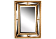 "Зеркало ""Albert Gold"" Art Zerkalo"