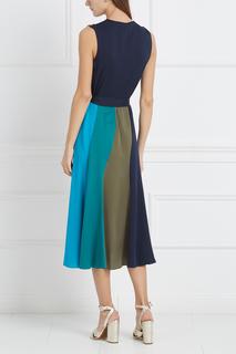 Шелковое платье Penelope Diane von Furstenberg