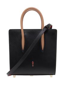 Кожаная сумка Paloma Small Christian Louboutin