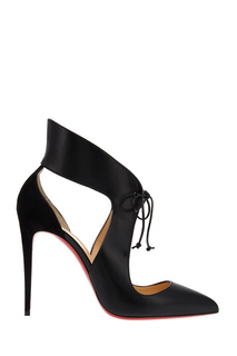 Кожаные туфли Ferme Rouge 100 Christian Louboutin