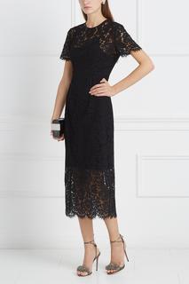 Кружевное платье Carly Diane von Furstenberg