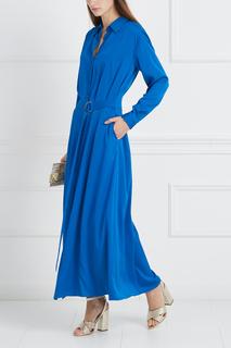 Шелковое платье Clasire Maxi Diane von Furstenberg