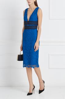 Кружевное платье Viera Lace Diane von Furstenberg