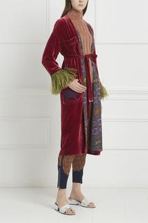 Пальто «Византийский бестиарий» Gourji