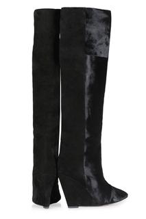 Кожаные сапоги Isabel Marant