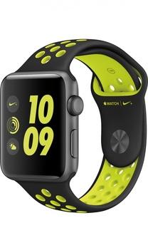 Apple Watch Nike+ 42mm Space Grey Aluminium Case Apple