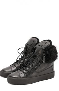 Ботинки спортивные Giuseppe Zanotti Design