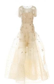 Вечернее платье Oscar de la Renta