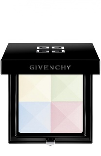 Пудра компактная Le Prisme Visage, оттенок 1 Mousseline Pastel Givenchy