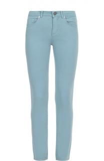 Укороченные джинсы-скинни Loro Piana