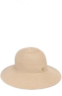 Шляпа с брошью Eric Javits