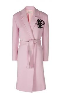 Пальто с поясом Emilio Pucci