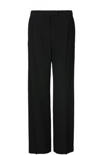 Прямые брюки с карманами и стрелками Alexander McQueen