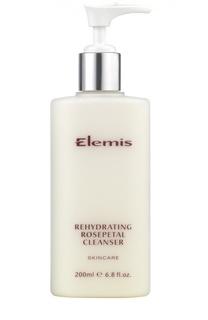 Очищающее молочко для сухой кожи Розовые лепестки Elemis