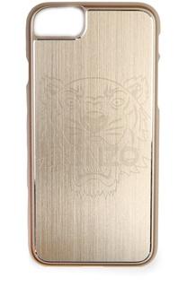 Чехол для iPhone 6 с отделкой металлом Kenzo
