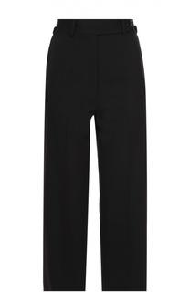 Укороченные брюки со стрелками и завышенной талией REDVALENTINO
