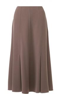 Расклешенная юбка-миди Giorgio Armani