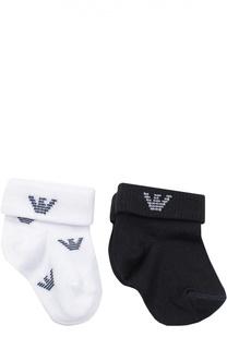 Набор из двух пар носков Giorgio Armani