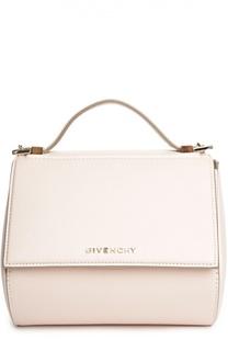 Кожаная сумка Pandora Box Givenchy