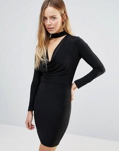 Платье Daisy Street - Черный