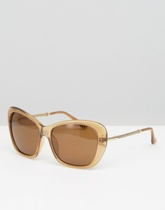 Круглые солнцезащитные очки Seafolly - Черный