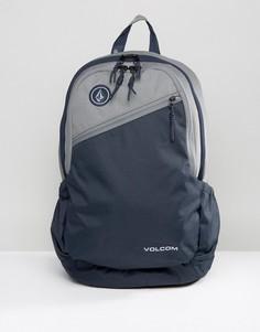 Volcom Substrate Backpack in Navy - Темно-синий